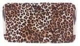 Jimmy Choo Leopard Ponyhair Clutch