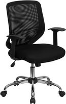 Asstd National Brand Contemporary Mid Back Task Office Chair