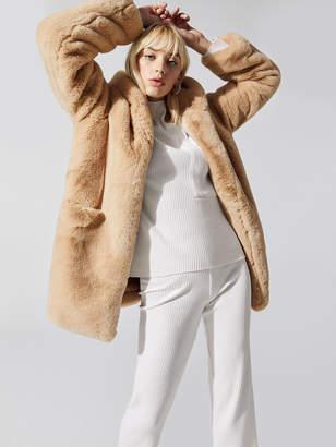 Apparis Marie Faux Fur Jacket