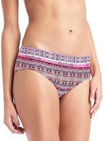 Gap Print hipster bikini