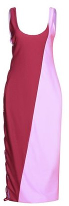 Fausto Puglisi 3/4 length dress