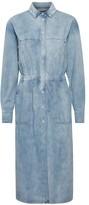 Gestuz SisselaGZ Denim Dress in Light Blue - medium