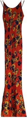 ATTICO Red Viscose Dresses