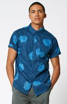 Ezekiel Shaded Short Sleeve Button Up Shirt