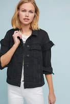 Paige Heidi Ruffled Jacket