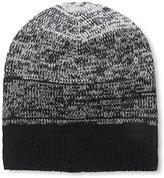 Sofia Cashmere Women's Knit Hat, Black Marl