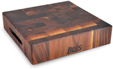 Houseology Boos Blocks Square End Grain Walnut Chopping Blocks - Large
