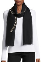Marc Jacobs Sequin Bow Scarf