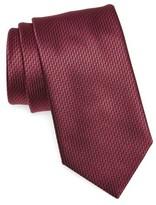 Brioni Men's Houndstooth Silk Tie