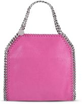Stella McCartney hot pink falabella mini tote