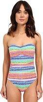 LaBlanca La Blanca Women's Full Spectrum Bandeau One Piece Swimsuit