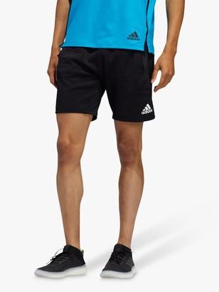 adidas 4KRFT Primeblue Training Shorts, Black
