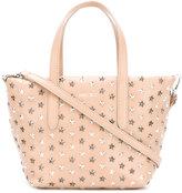 Jimmy Choo Mini Sara shoulder bag - women - Leather - One Size