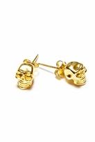Dallas and Carlos Django Earrings in Gold