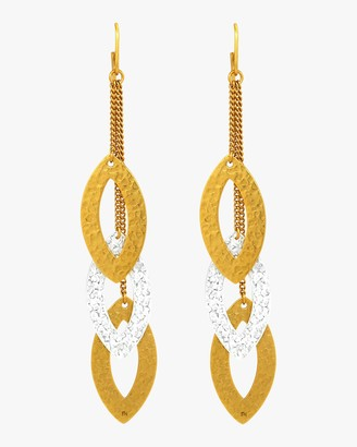 Stephanie Kantis Paris Triple Eye Earrings
