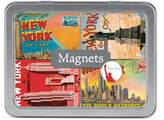Cavallini & Co. New York 24-Assorted Magnets