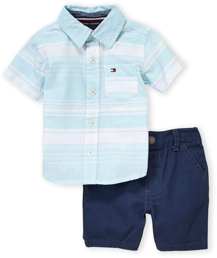 58c20de1 Tommy Hilfiger Boys' Matching Sets - ShopStyle