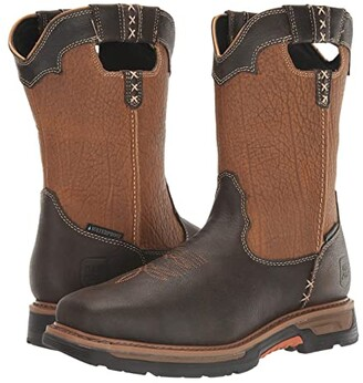 Dan Post Scoop WP (Rust) Men's Boots