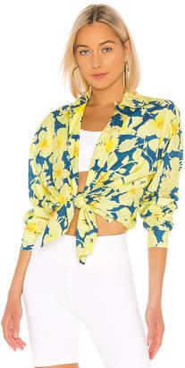 Double Rainbouu DOUBLE RAINBOUU Long Sleeve Hawaiian Shirt