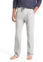 Gap Supersoft double-knit lounge pants