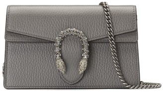 Gucci Super Mini Dionysus Leather Bag
