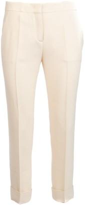 Prada Cuffed Cropped Trousers