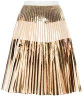Proenza Schouler pleated A-line skirt