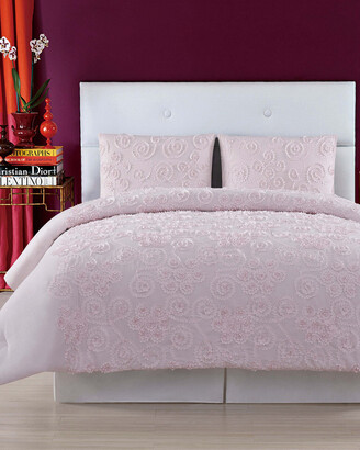 Christian Siriano Pretty Petals Duvet Set