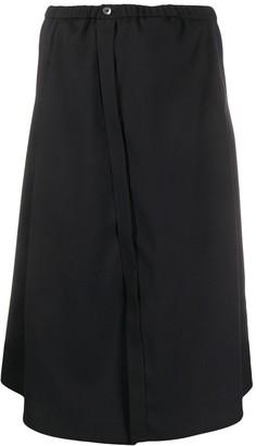 Stephan Schneider Ante A-line midi skirt