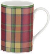 Spode Dinnerware, Glen Lodge Tartan Set of 4 Mugs