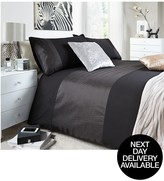 Heat Set Panel Duvet Cover Set