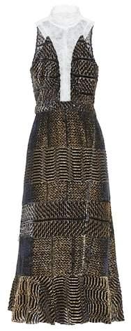 Altuzarra Farley devoré dress