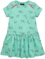 Mini V by Very Girls Cat Dress