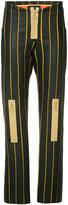 Martina Spetlova bonded strip trousers