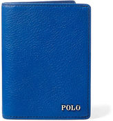 Polo Ralph Lauren Embossed Leather Card Case