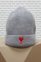 Ami Wool heart cap