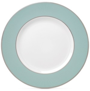 Lenox Brian Gluckstein by Clara Aqua Bone China Dinner Plate