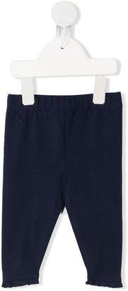 Ralph Lauren Kids Embroidered Logo Trousers