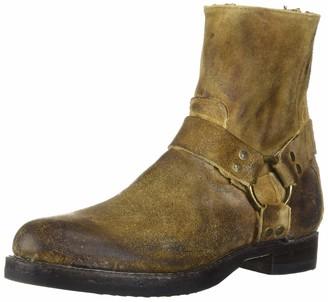 Frye Men's John Addison Harness Back Zip Fashion Boot