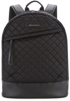 WANT Les Essentiels Men's Kastrup 15' Backpack Black Quilt/Black