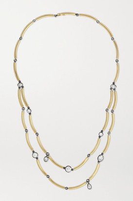 Jessica McCormack Chi Chi 18-karat Gold Diamond Necklace - One size