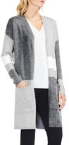 Vince Camuto Women's Colorblocked Maxi Cardigan