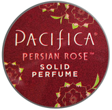 Pacifica Persian Rose Solid Perfume by 0.33oz Perfume)