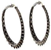 Stephen Webster Sterling Superstud Hoop Earrings