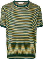 Marni multi-stripe T-shirt