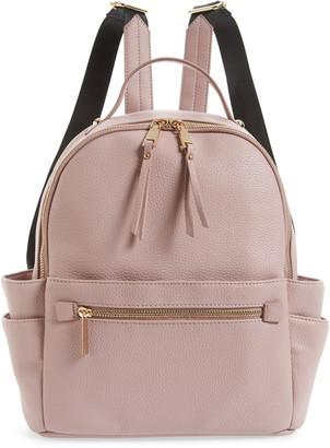 Mali & Lili Isabel Vegan Leather Backpack