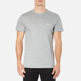 BOSS GREEN Men's Small Logo TShirt - Grey