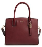 Kate Spade Ridley Street - Blanca Leather Tote - Red