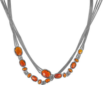 Gucci Silver 38In Necklace