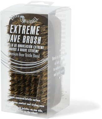 Brush Strokes Duo-Sided Wave Brush